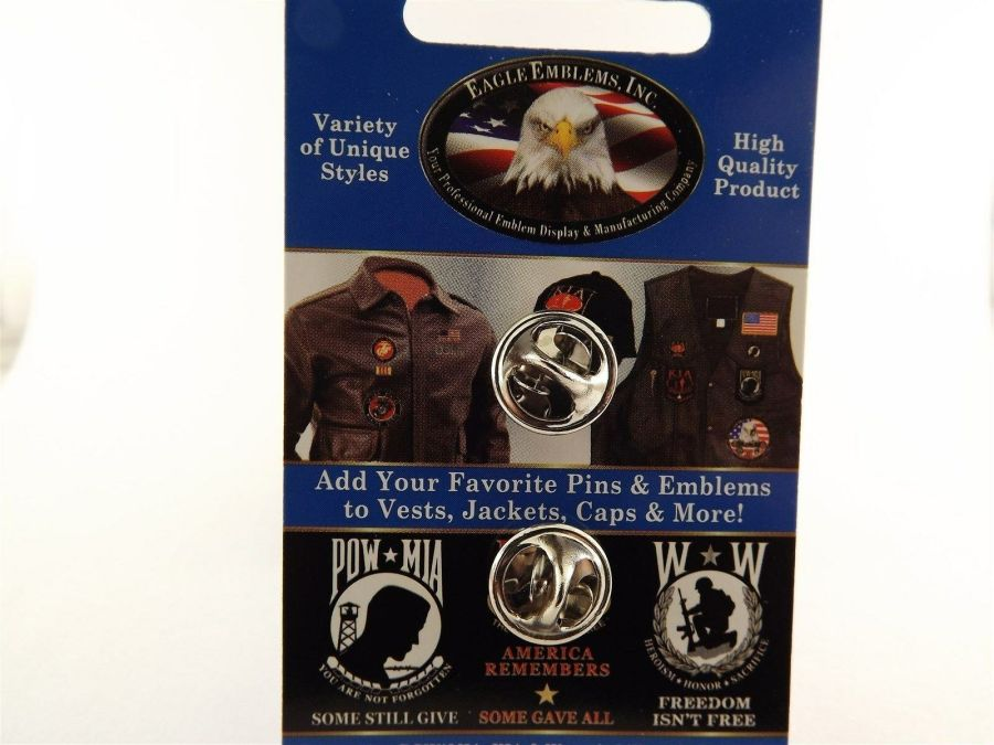 """BRAND NEW Lapel Pin United States Navy Petty Officer 1CL LF 1"""" 3"""
