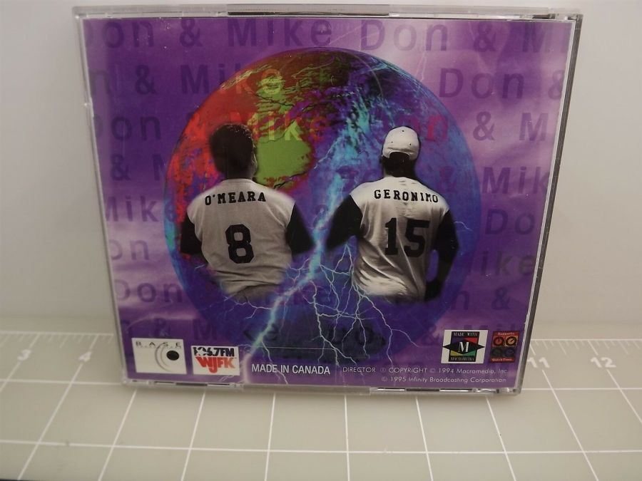 the world of don & mike volume 1 Compact Disc Game Never used CD-ROM 3
