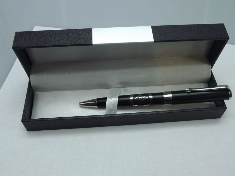 ONE BLUE LODGE PEN QUALITY HEAVY WEIGHT Mason Masonic F&AM GREAT OFFICER GIFT 6