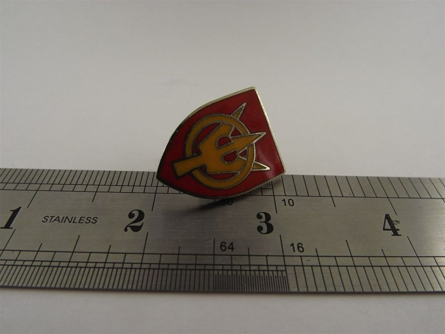United States Army 4th Transportation Brigade Pin LAPEL / HAT PIN BRAND NEW 3