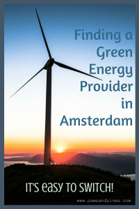 Living a More Sustainable Life - Green Energy Providers in Amsterdam