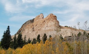 South Dakota's Crazy Horse Memorial