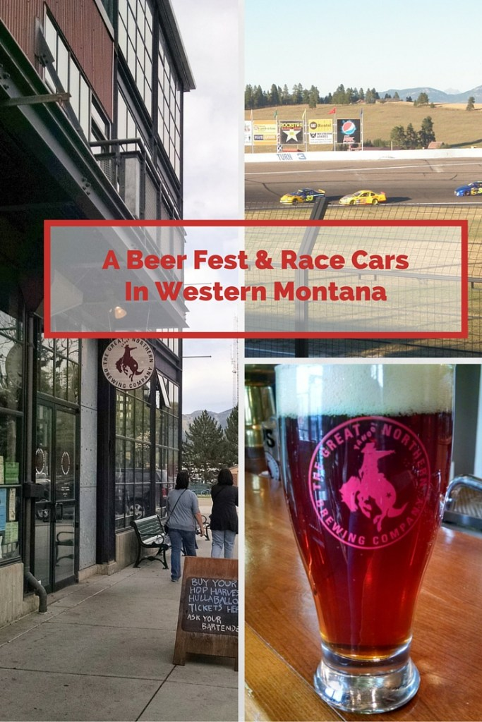 Whitefish Brewfest and Montana Raceway Kalispell Montana