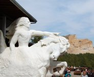 Day 4 -Crazy Horse Monument, South Dakota
