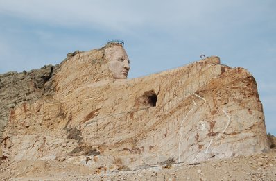 crazy horse monument south dakota