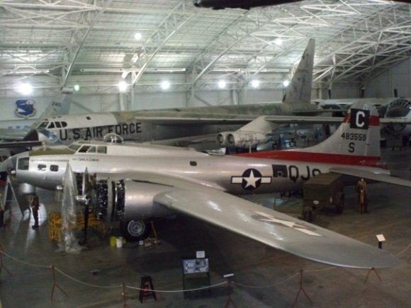 Strategic Air and Space Museum in Ashland