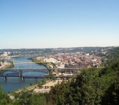 Trip Rewind: Pittsburgh Pennsylvania 2008