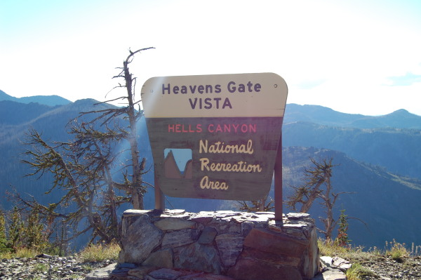 Heavens Gate Idaho