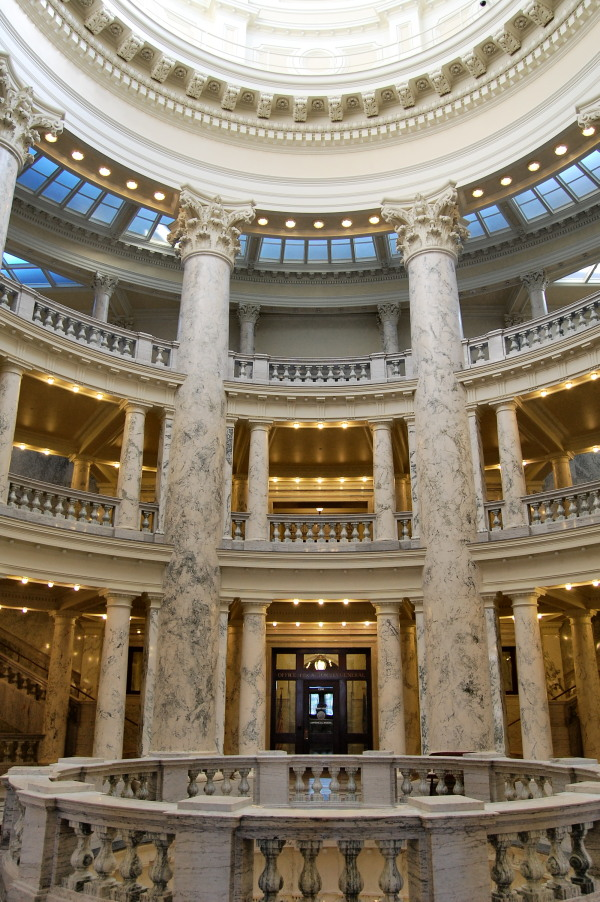 Fast Facts About The Idaho State Capitol Building In Boise