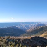 How I almost caught on fire in Hells Canyon Idaho