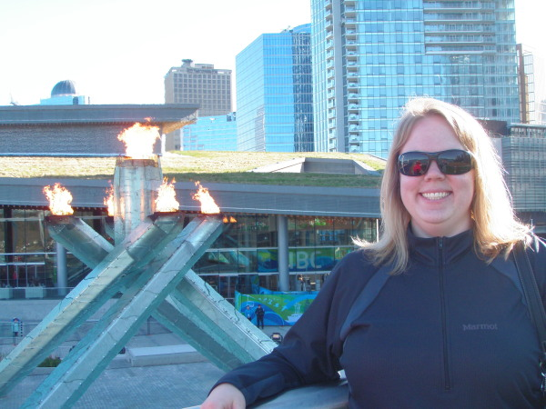 2010 Vancouver Olympics experience