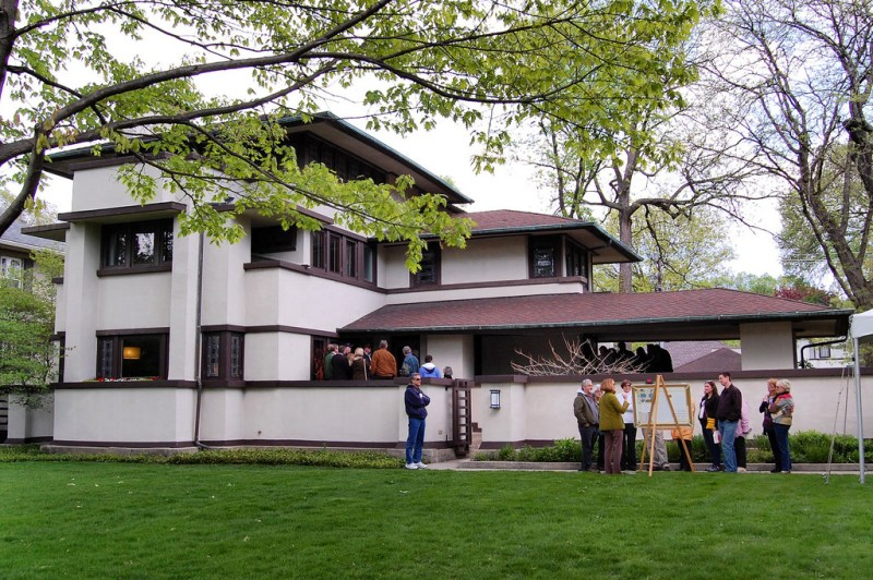 Frank Lloyd Wright Tours Chicago