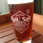 Full Sail Brewery, Hood River Oregon