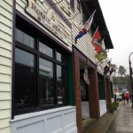 Rogue Ales Bayfront Public House, Newport Oregon