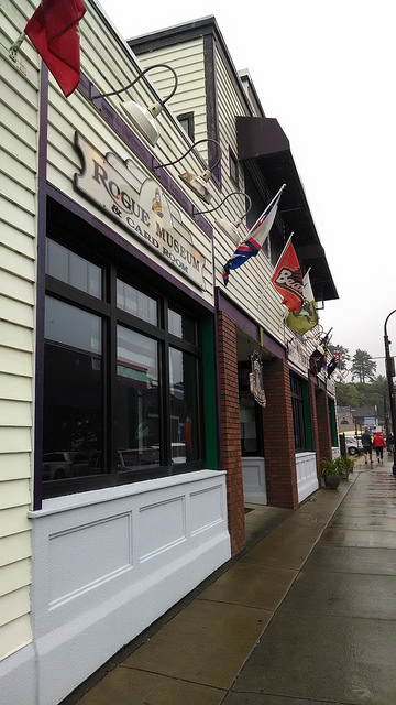 Bayfront Public House Newport Oregon
