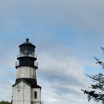 Lighthouses of the Cape Disappointment Washington State Park