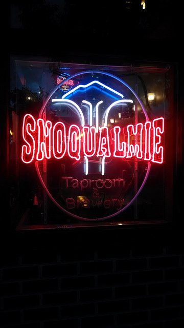 Snoqualmie Brewery and Tap Room