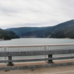 Taking a drive along Lake Kootcanusa Scenic Byway, Montana