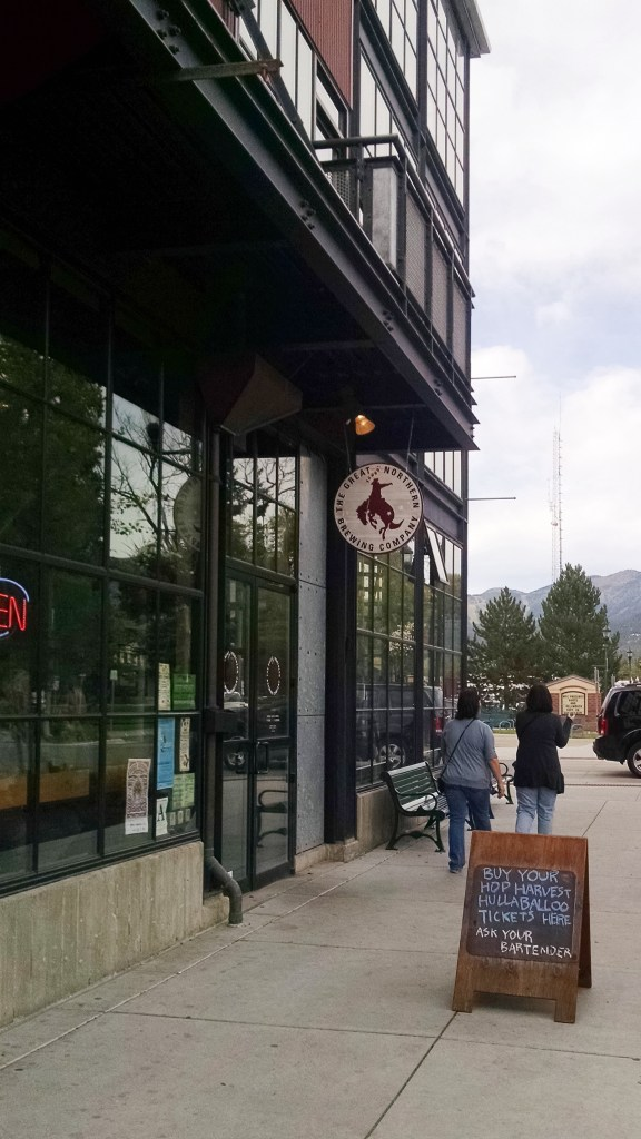 Great Northern Brewing, Whitefish Montana