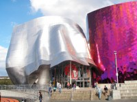 I became a Rock Star at The Experience Music Project Museum