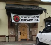 Mad Bomber Brewing, Hayden Idaho