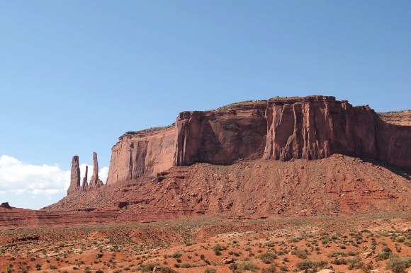 Driving Tour of Monument Valley Utah