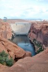 Another Dam Tour: Glen Canyon Dam, Page Arizona
