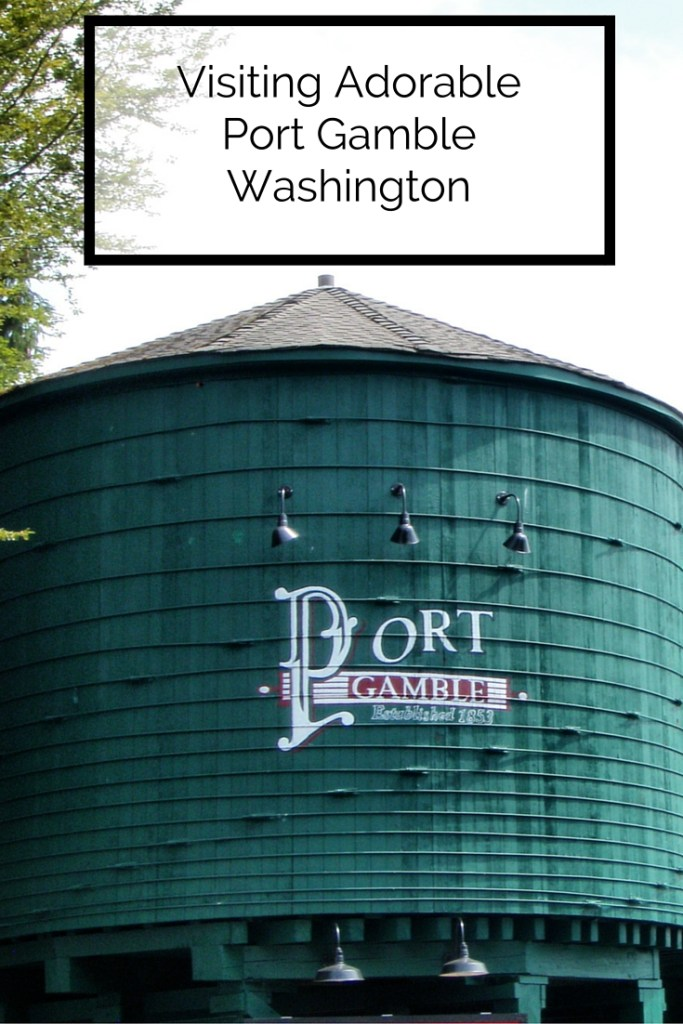 Port Gamble Washington