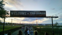 Concerts At The Gorge At George  And Sage Advice From My Mom