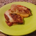 30 Days 30 Recipes: Beer Soaked Grilled Cheese – June 28th