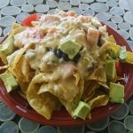 30 Days 30 Recipes: Beer Queso Nachos Recipe June 9th