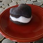 30 Days 30 Recipes: Chocolate Beer Cream Whoopie Pies June 15th