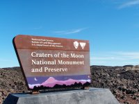 Exploring the moon without leaving Idaho: Craters Of The Moon National Monument