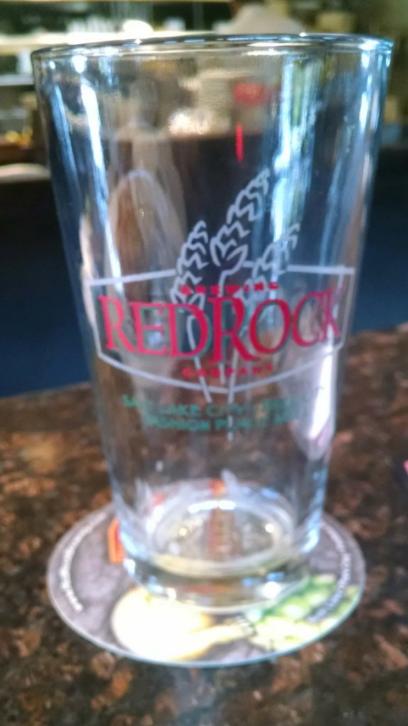 Red Rock Brewery Salt Lake City Utah