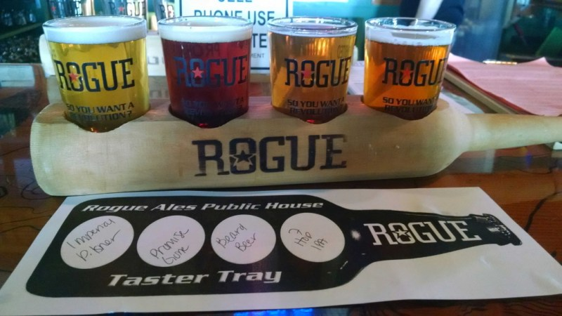 Rogue Ales Public House Astoria Oregon