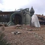 Sustainable Living: Earthship Biotecture, Tres Piedras New Mexico