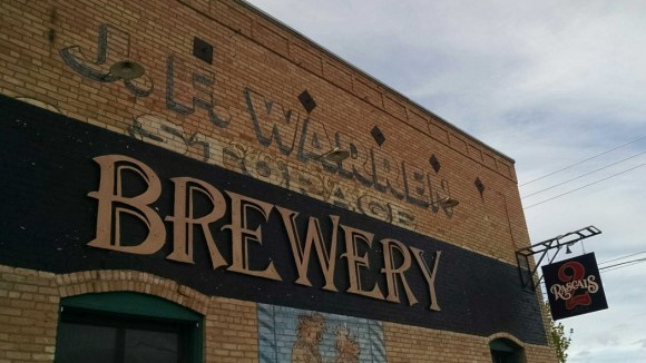 Two Rascals Brewing Montrose Colorado