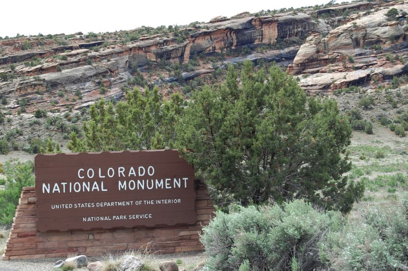 Colorado National Monument Grand Junction Colorado