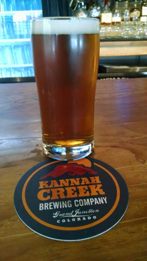 Kannah Creek Brewing Grand Junction Colorado