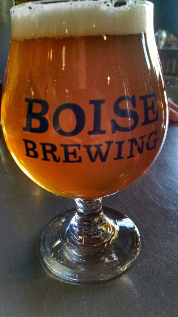 Boise Brewing Beer