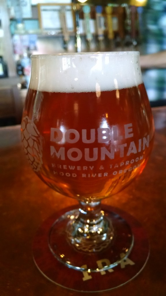 Double Mountain Brewery Hood River Oregon