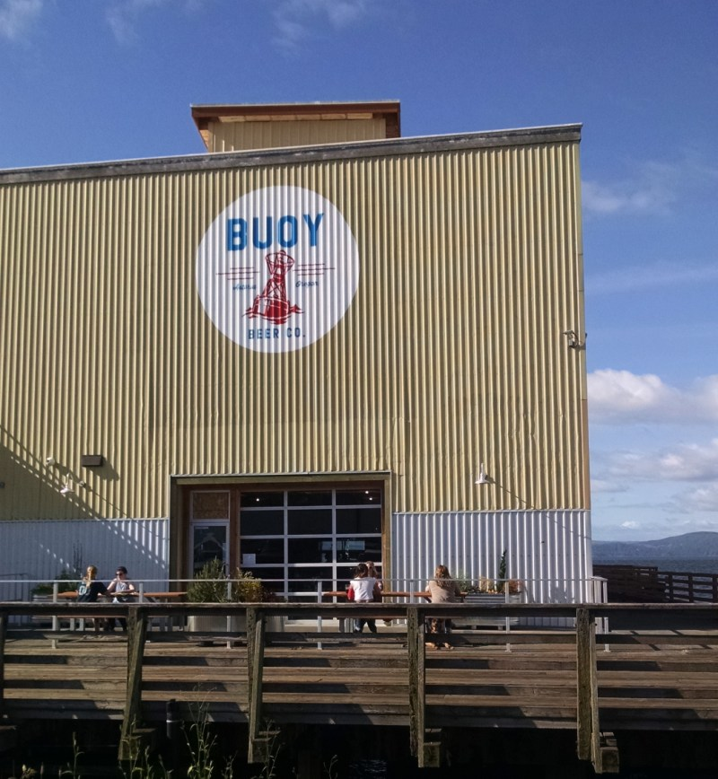 Buoy Beer Company Astoria Oregon