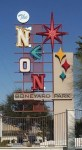 Las Vegas History at the Neon Museum Boneyard Las Vegas Nevada