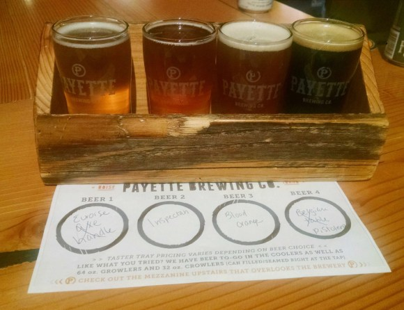 new Payette Brewery