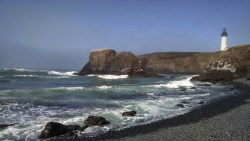 Exploring Yaquina Head Outstanding Natural Area Newport Oregon