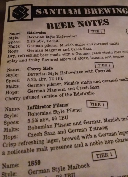 Monthly Beer Round-Up - November 2017