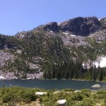 Hiking to Roman Nose Lakes Trail #165 Bonners Ferry Idaho
