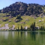 Dog-Friendly Blossom Lake Trail # 404, Murray Idaho