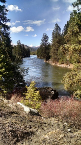 Payette River Scenic Byway Idaho
