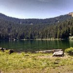 Hiking Revett Lake Trail #9, Idaho
